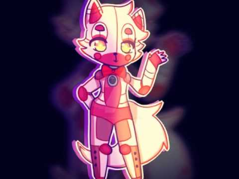 Funtime Foxy FEMALE Tribute ~ Soap