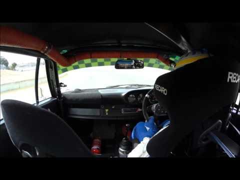 RENNSPORT REUNION V - GROUP 5 RACE - GEOFF MORGAN ONBOARD