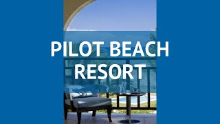 PILOT BEACH RESORT 5* Греция Крит - Ханья обзор – отель ПИЛОТ БИЧ РЕЗОРТ 5* Крит - Ханья видео обзор