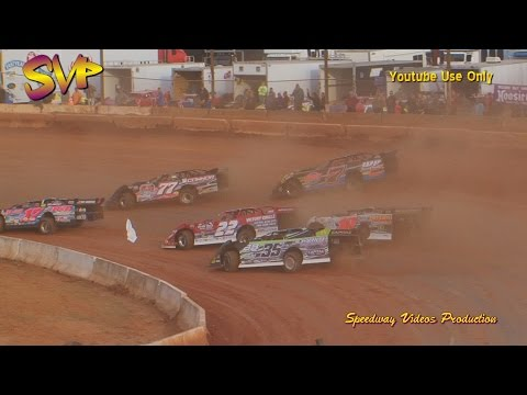 Cherokee Speedway | SAS Late Models | B-Mains | March 5th 2017