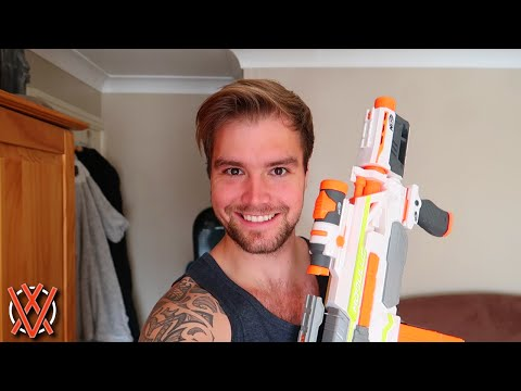 Testing The G7X Mark ii! & Nerf Sniping!
