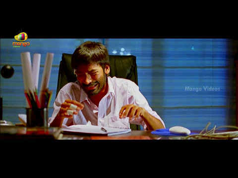 Dhanush Best Performance Ever  Dhanush Ends Life  3 Telugu Movie Climax Scene  Shruti
