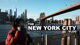 LONDONERS EXPLORE NEW YORK CITY | Travel Vlog in Brooklyn & Manhattan | Staying at The Hoxton Hotel