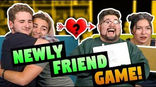 Newly Friend Game! (SCORPION PUNISHMENT)