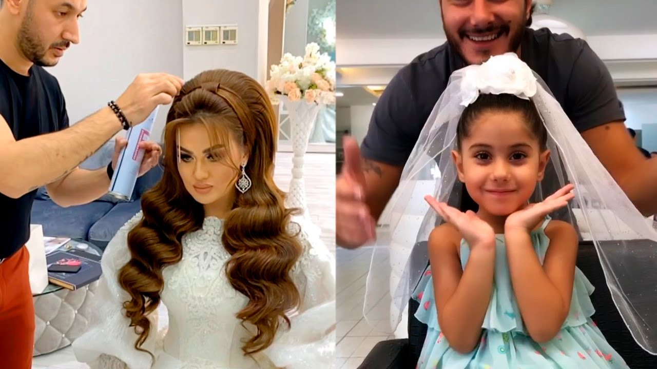 Most Beautiful Prom & Wedding Hairstyles Tutorials | New Bridal Hair Ideas Compilation