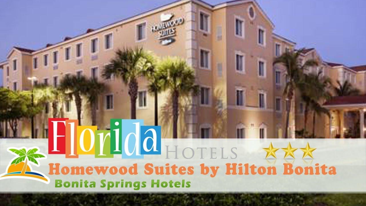 Homewood Suites By Hilton Bonita Springs Hotels Florida