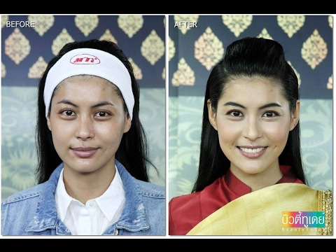 MTI Beauty Today : แต่งหน้าชุดไทยในสมัยรัชกาลที่ ๔