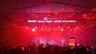 Gambar cover NOAH - Kau Udara Bagiku | Opening Konser Kejar Mimpi | Semarang | #NoahSemarang