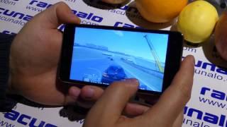 Vivax Smart Fun S500 - video test (28.09.2016)