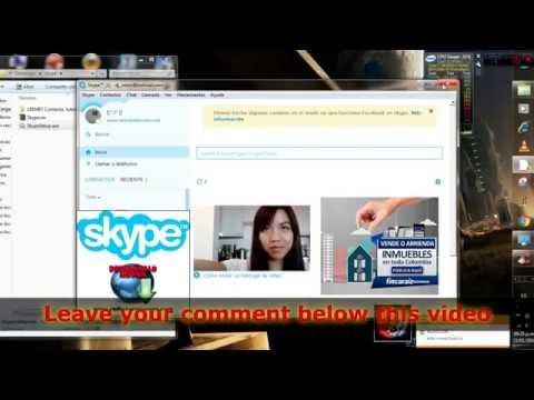 Como Instalar y Descargar Skype para Windows, Android  Subtítulos en Ingles