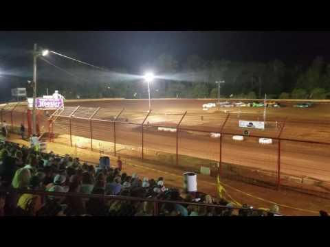 Street Stock Feature $1000 to win 5/29/17 Flomaton Speedway