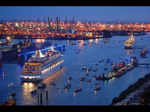 Popular attractions in Hamburg (Germany)