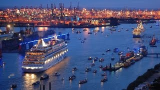 Popular attractions in Hamburg (Germany)