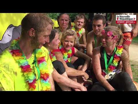 Vidéo : Courir comme un primate à La Vallée des Singes à Romagne