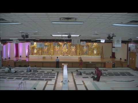 Sunday Sabha Shri Swaminarayan temple, Wheeling, IL 06/12/2016