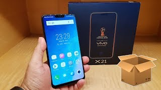 Here is the VIVO X21 unboxing and first impression video. In this v...