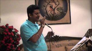 Vinay Singing Ellorukkum Vanakkam - Tamil New Year