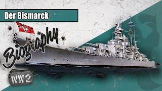 Der Bismarck: Doomed to Fail? - WW2 Biography Special