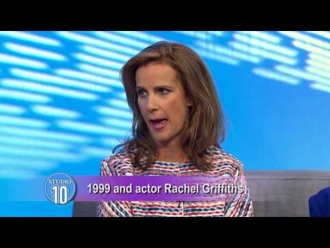 Rachel Griffiths Talks The 90's & 'When We Rise'  Studio 10