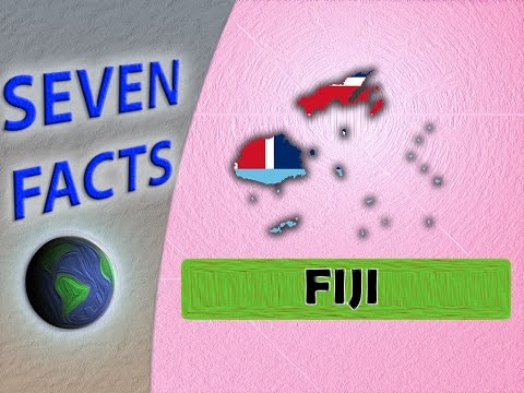 7 Facts about Fiji