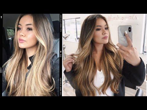 MY NEW HAIR - haircut and color VLOG | viviannnv