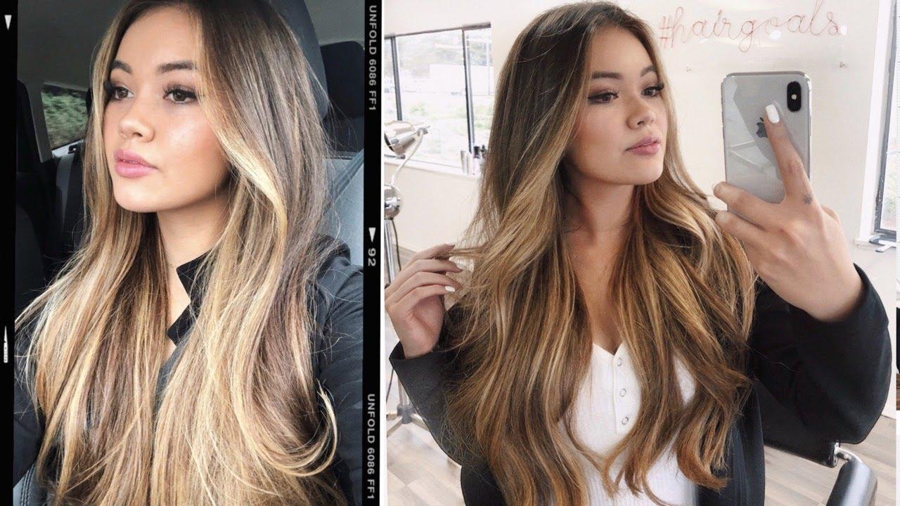 My New Hair Haircut And Color Vlog Viviannnv