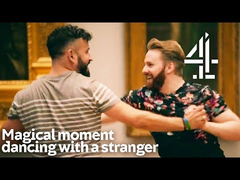 Strangers Dance When Meeting For 1st Time = MAGICAL Moment | Flirty Dancing