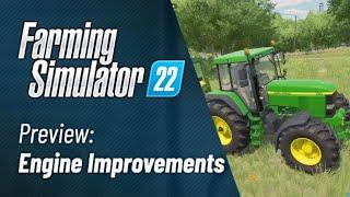 Farm Sim News! FS22 Game Engine, Snow Mods, AHLA Map!