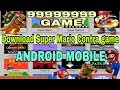 Download Super Mario Contra game & Other 99999.. Game for Android Mobile