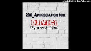 Latest Gqom mix 2020(20k Appreciation mix) | Dj Vigi