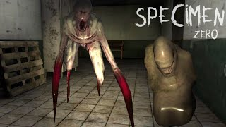 SPECIMEN ZERO - Horror Survival Full gameplay screenshot 2