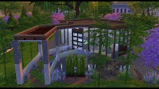 The Sims 4 Gacha Studio House Build (plz read the description)