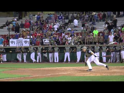 Freedom Fighters Baseball Game 2015 Promo |