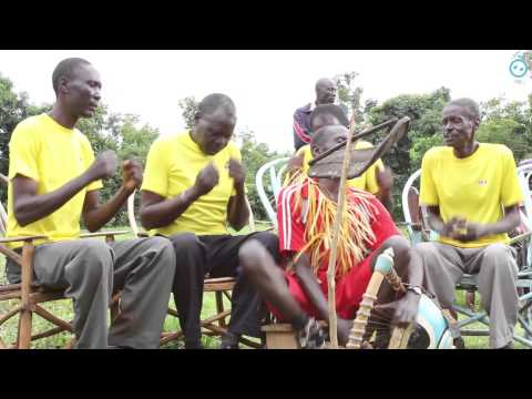 Nyatiti Group - Awich - The Singing Wells project