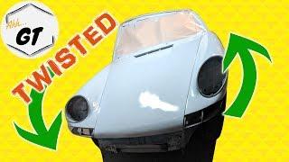 WOW! Seam Welding Gives my Porsche Project Stronger Bones
