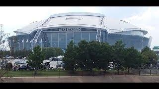 Dallas Cowboys vs NY Giants AT&T Stadium Road Trip