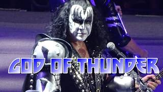 KISS - God Of Thunder - live @Ahoy Rotterdam, the Netherland...