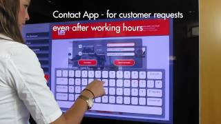 Banking Terminal Touch