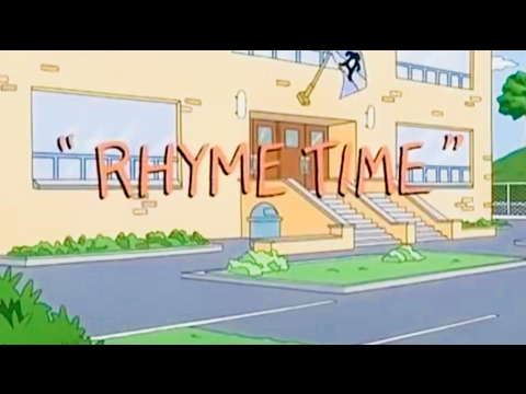 What's With Andy S01Ep04   Rhyme Time