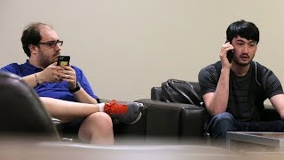 Embarrassing Phone Calls in the Library (Part 7) PRANK
