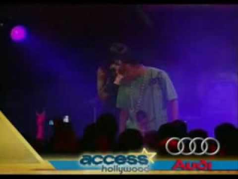 Ciara &  Ludacris Performance @ ESPN's Magazine Party