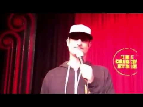 Comedy Store Main Room Late Night w15 people