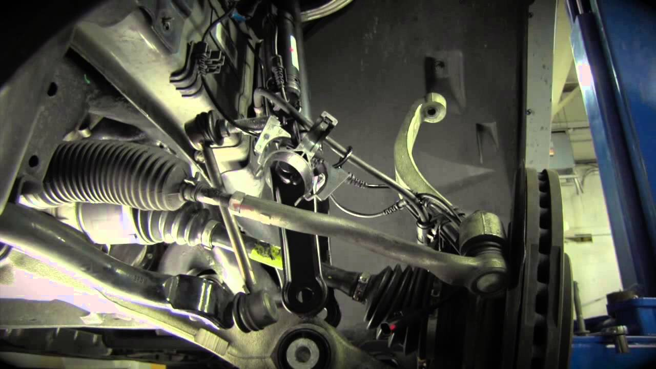 Installing the Arnott New or Remanufactured OE Front Air Strut on MercedesBenz GL & MLClass