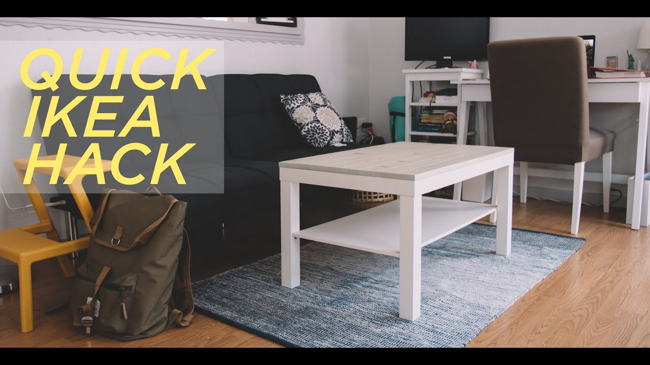 Quick DIY Ikea Hack GH4 Sigma 18 35