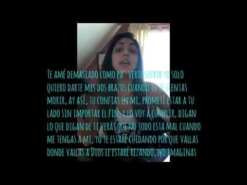 Constanza muñoz - Recuerdame, Letra