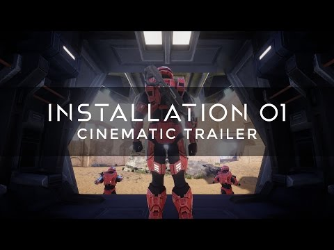 Installation 01 Cinematic Trailer (May 2017)