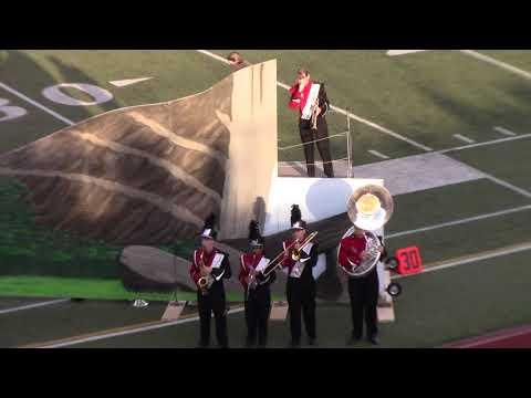 Owen J Roberts High School Marching Band Performance - Pregame 08.23.2019