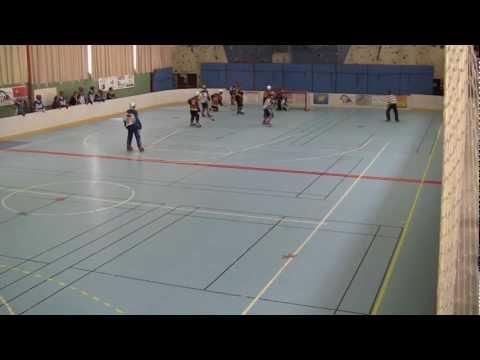 Nice/Aubagne vs Villard-Bonnot Finale 2012 (match de poule) Junior Excellence