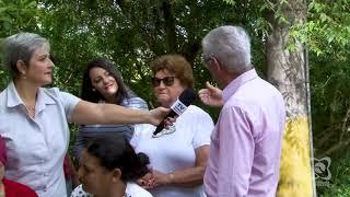 """""""A praça é nossa"""" - família de seu Robério recebe moção"""