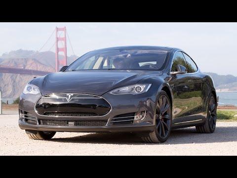 Tesla's Model S P85D Is Insane